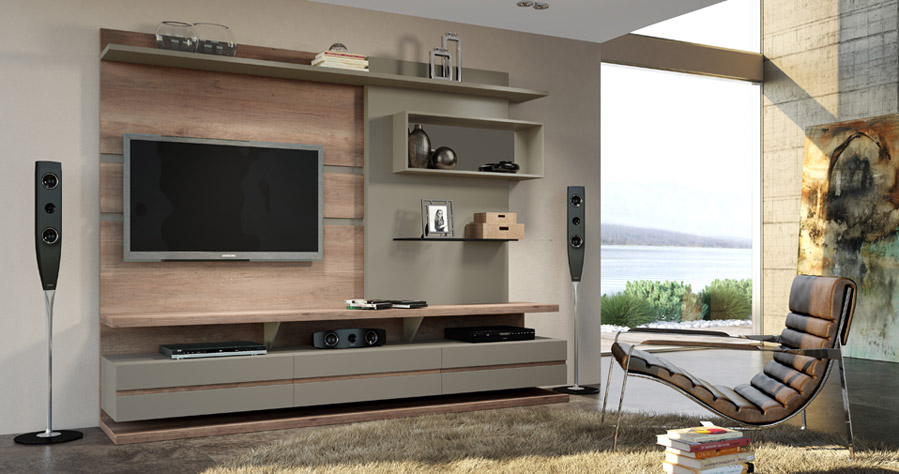 Home Theater RJ Criamos seu Home Theater - Stillo Mobili